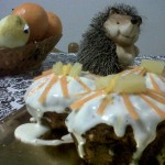 Carrot Cake and Icing recipe