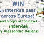 InterRail contest in Europe