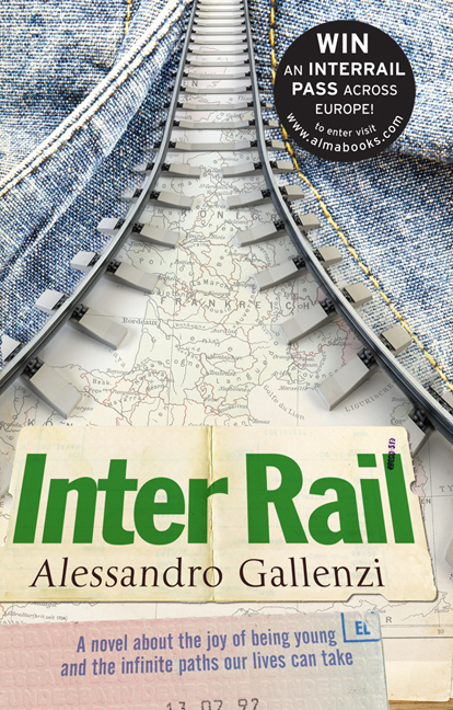 Book review : Interrail by Alessandro Gallenzi