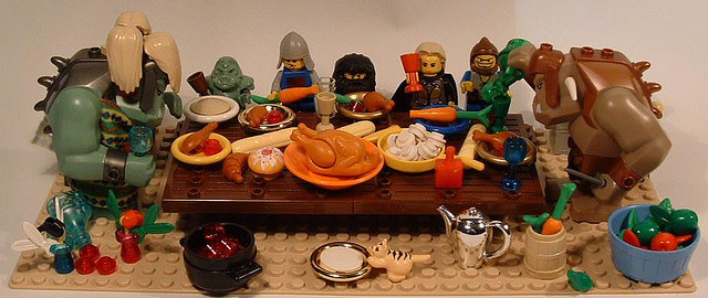 "'Thanksgiving in Legoland"" Photo taken by http://www.flickr.com/photos/56192190@N05/5203091533/"