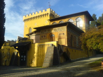 Stibbert Museum in Florence – haven of treasures