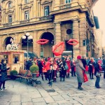 One Billion Rising in Florence Italy