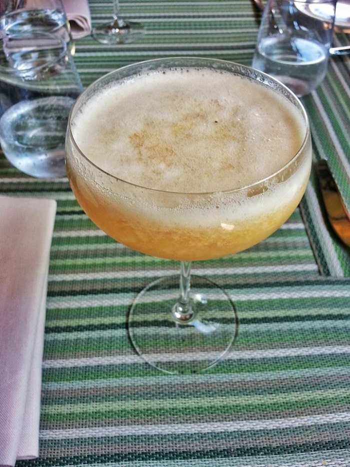 bellini at Al Fresco