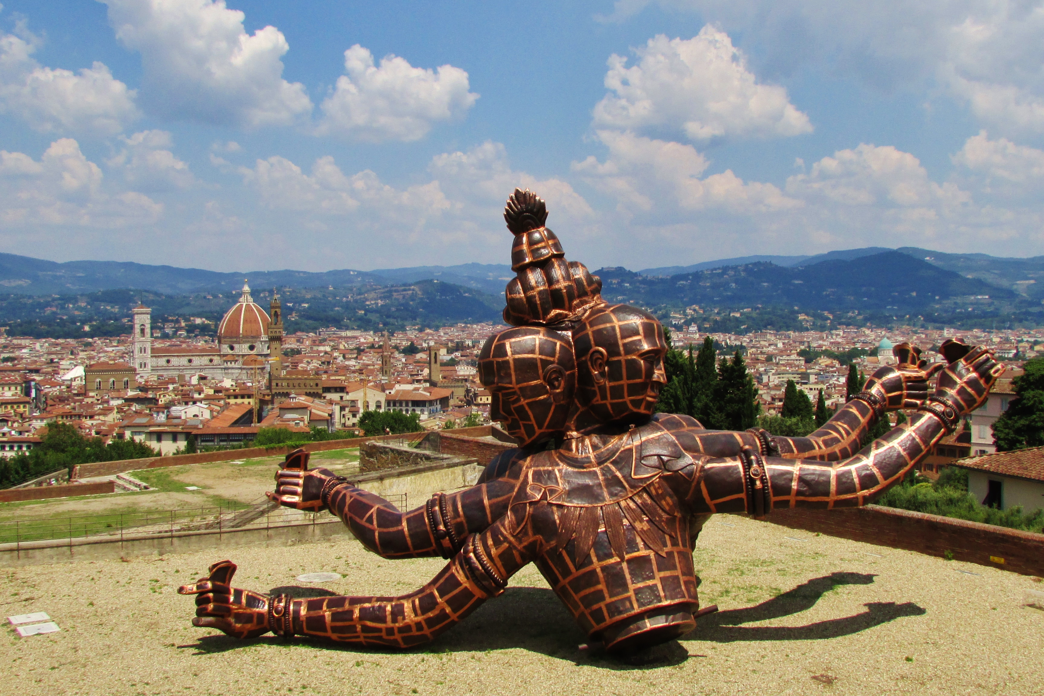 Discovering Forte Belvedere in Florence