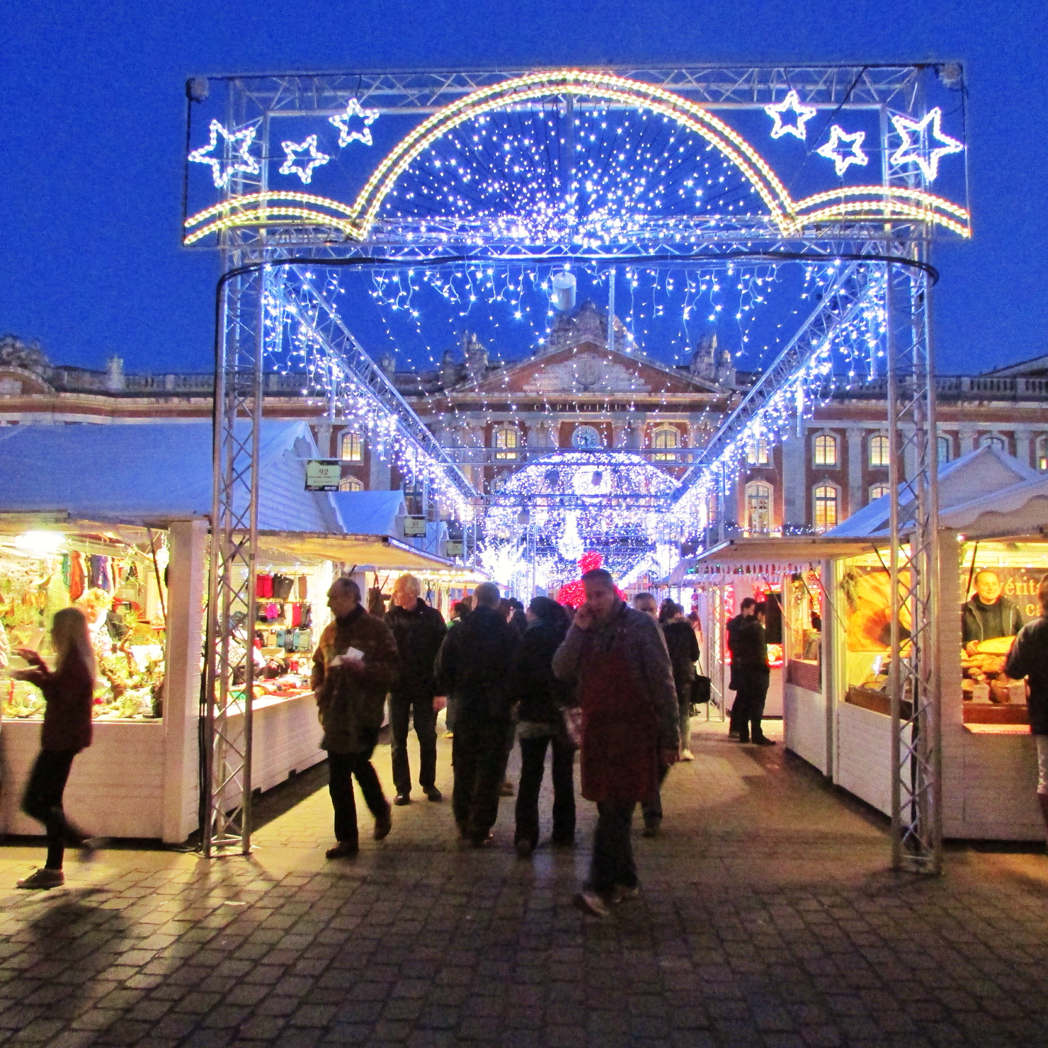 Why you should visit the Toulouse Christmas markets