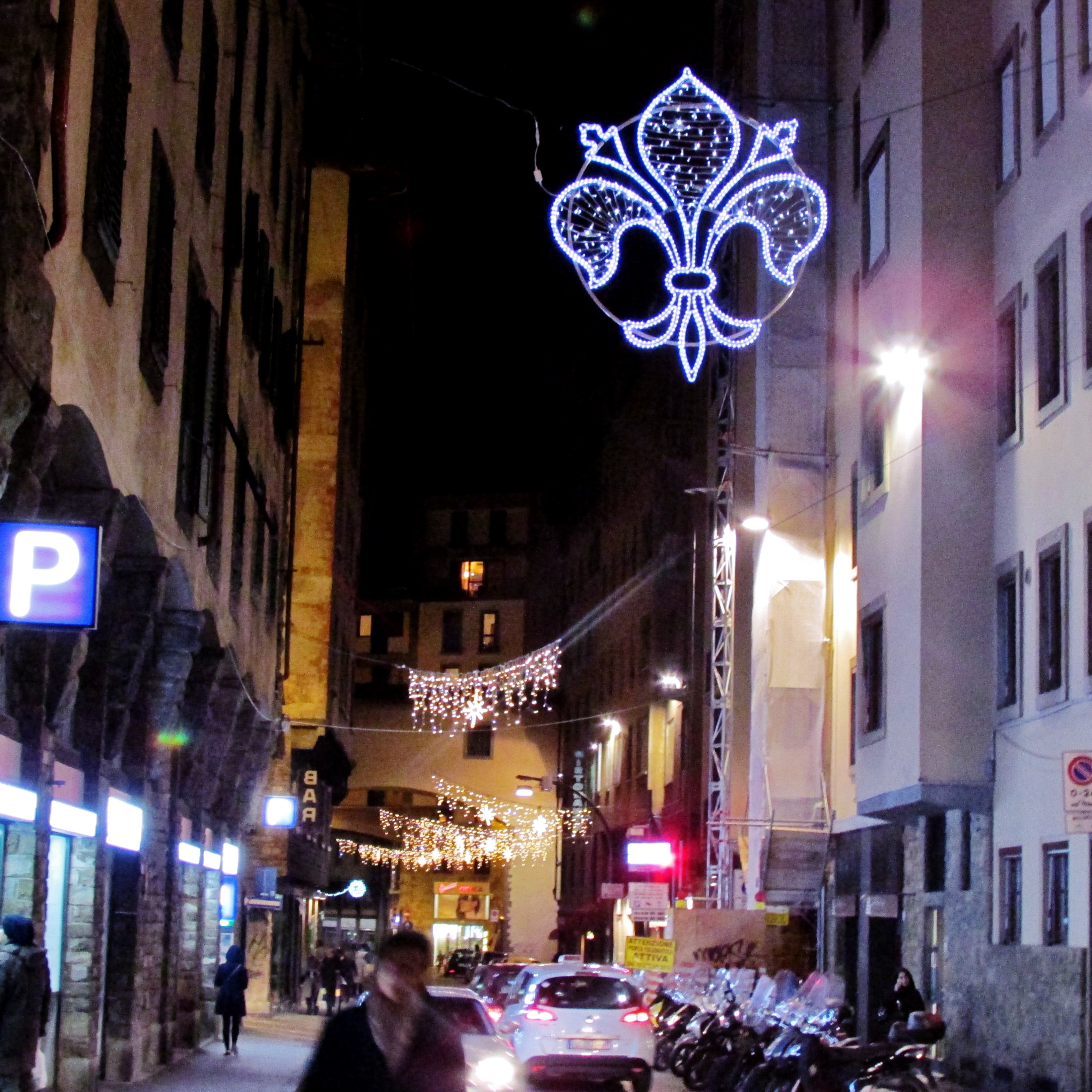 December events in Florence, Italy