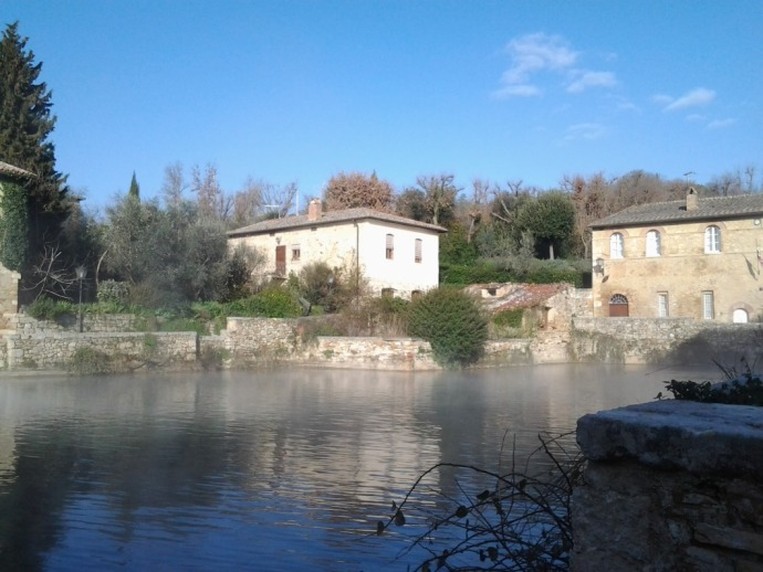 Returning to Bagno Vignoni, serendipity alive – Girl in Florence