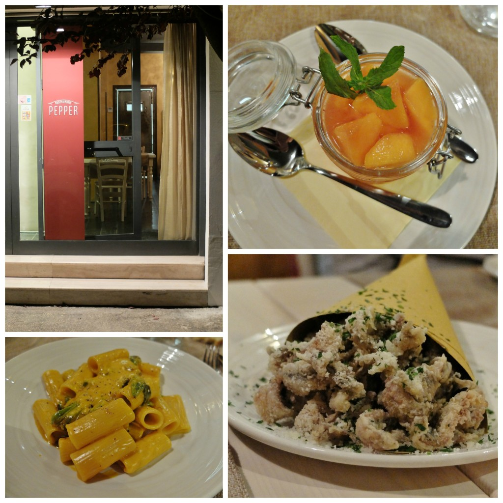 pepper restaurant