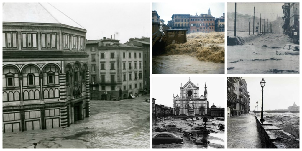 flood in florence 1966 | Girl in Florence Blog