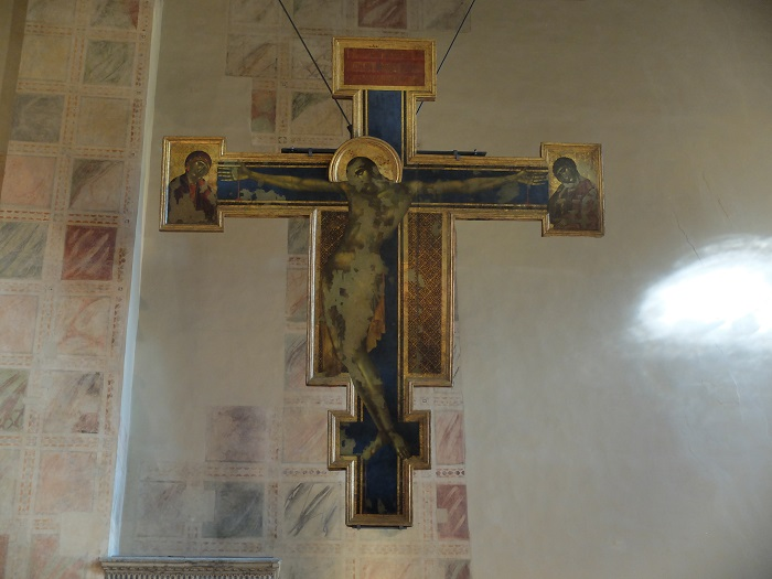 "Cimabue, the "" Christ Crucified "" 