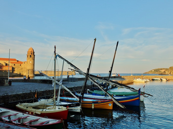 Collioure | Girl in Florence