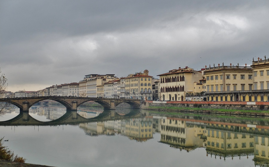 arno in florence