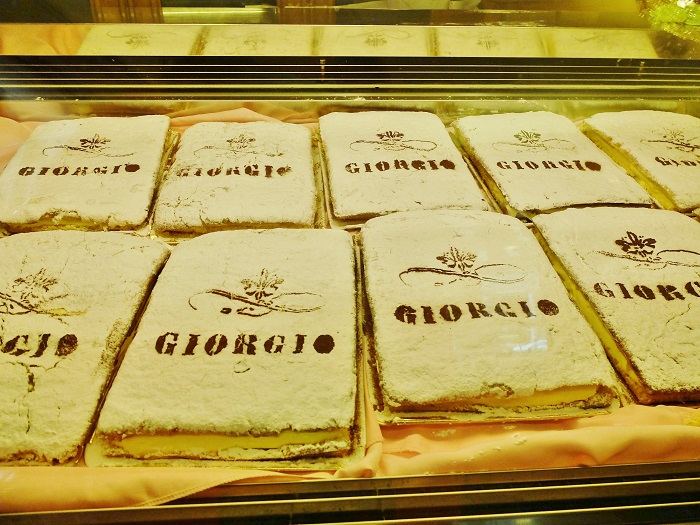 The most famous 'schiacciata' in Florence