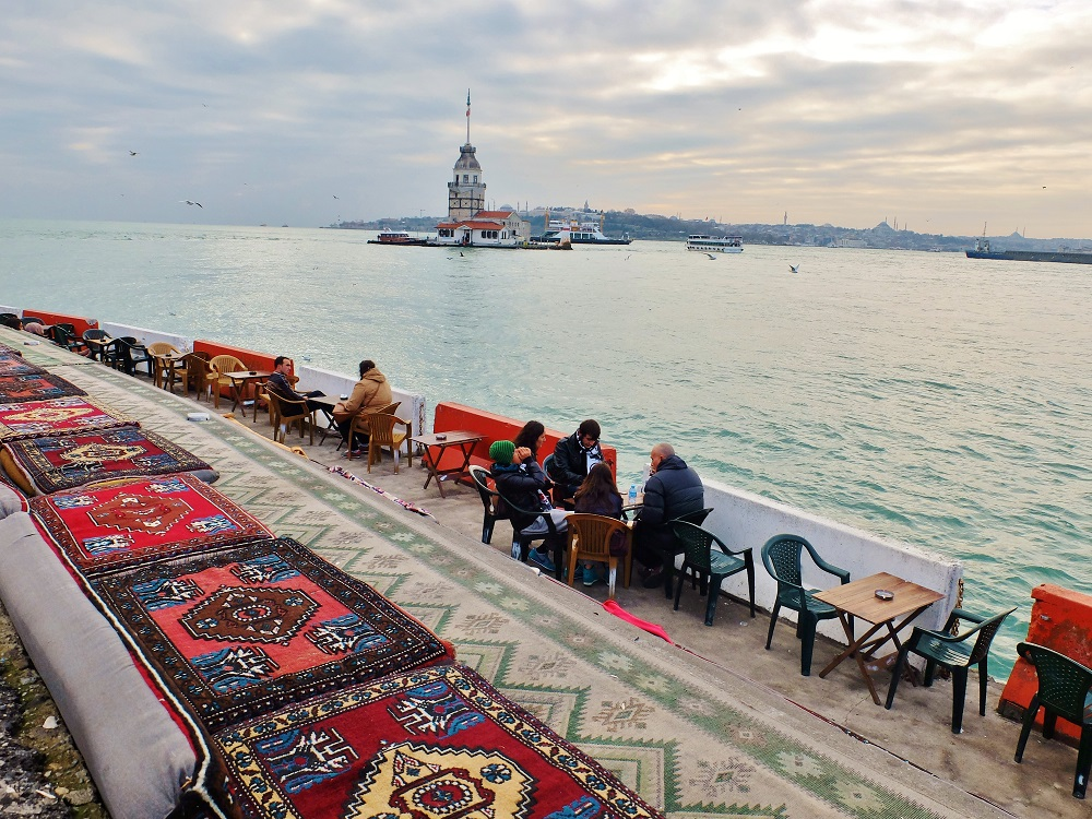 istanbul east meets west