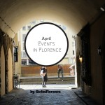 April Events in Florence, Italy