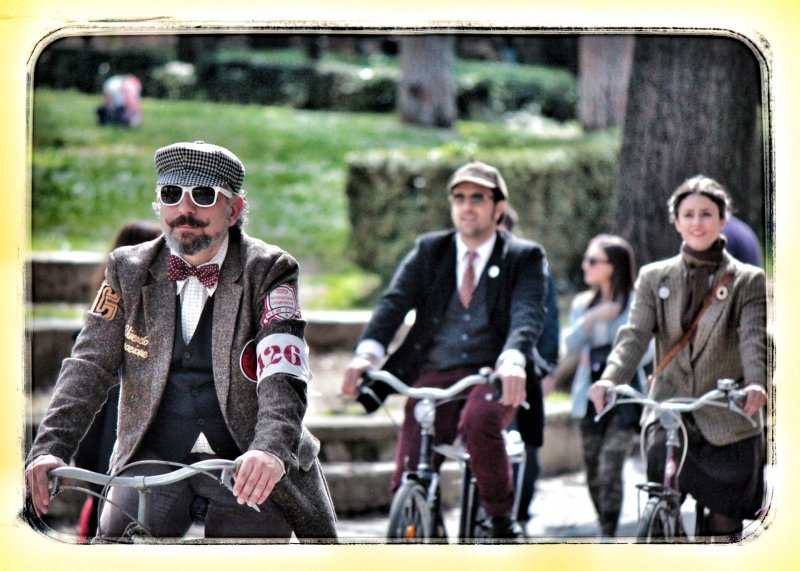 Photo by : Tweed Ride