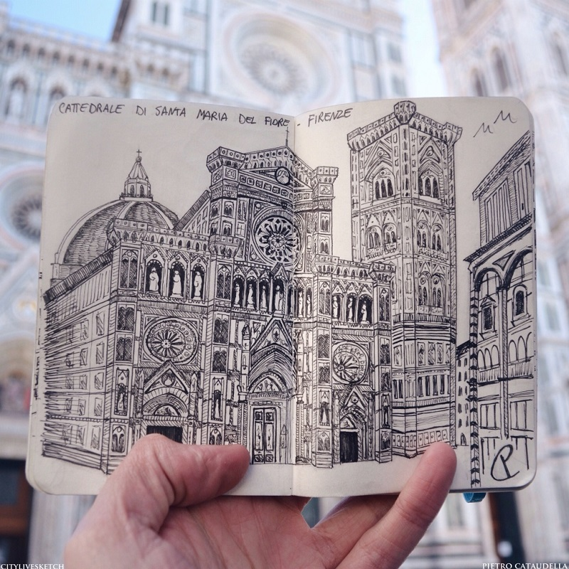 florence-citylivesketch