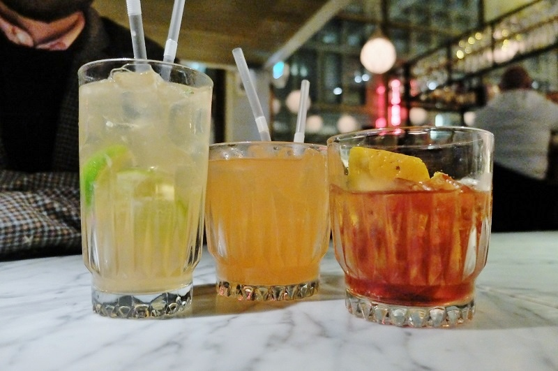 Drinks at Bronda