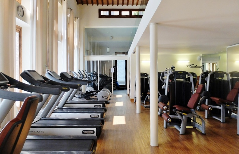 florence four seasons gym -girlinflorence