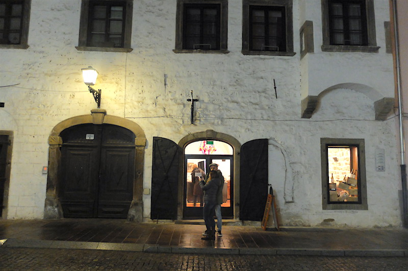 Welcome to the oldest wine shop in Ptuj