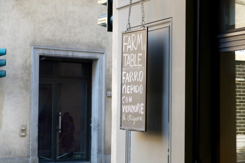 Gourmet Tuscany Restaurants That Embrace A FarmToTable Philosophy - Farm to table philosophy