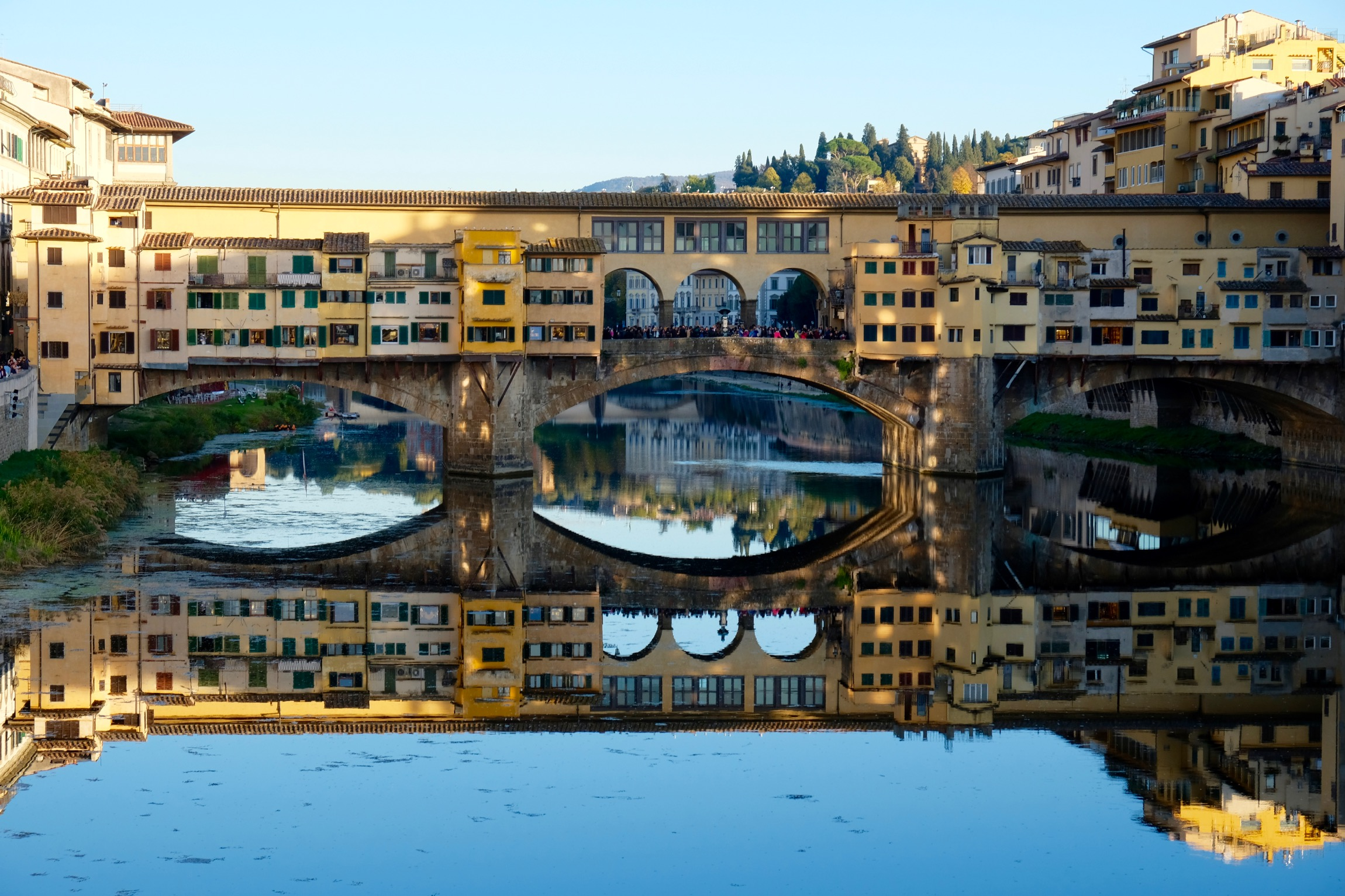 Italian Florence: A Tuscan Texan Immersed In Florentine