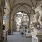 A Walk Through Florence's Outdoor Sculpture Gallery: Loggia dei Lanzi