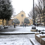 A Rare Snowfall Blankets the City of Florence and Here Are Some Photos