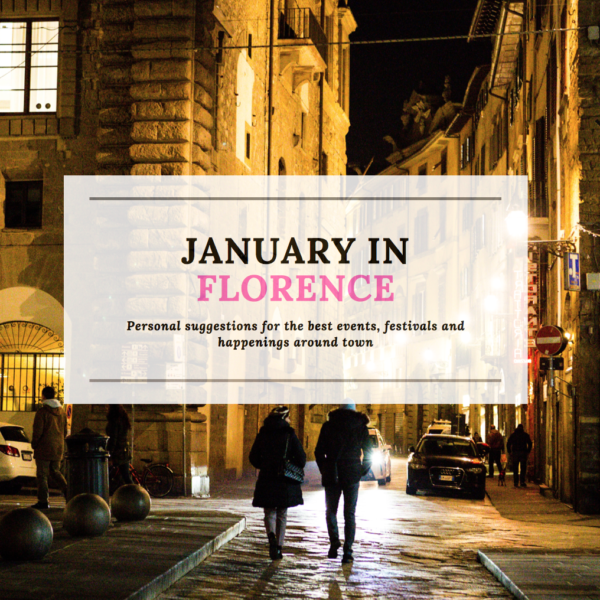 what to do in Florence this January 2019