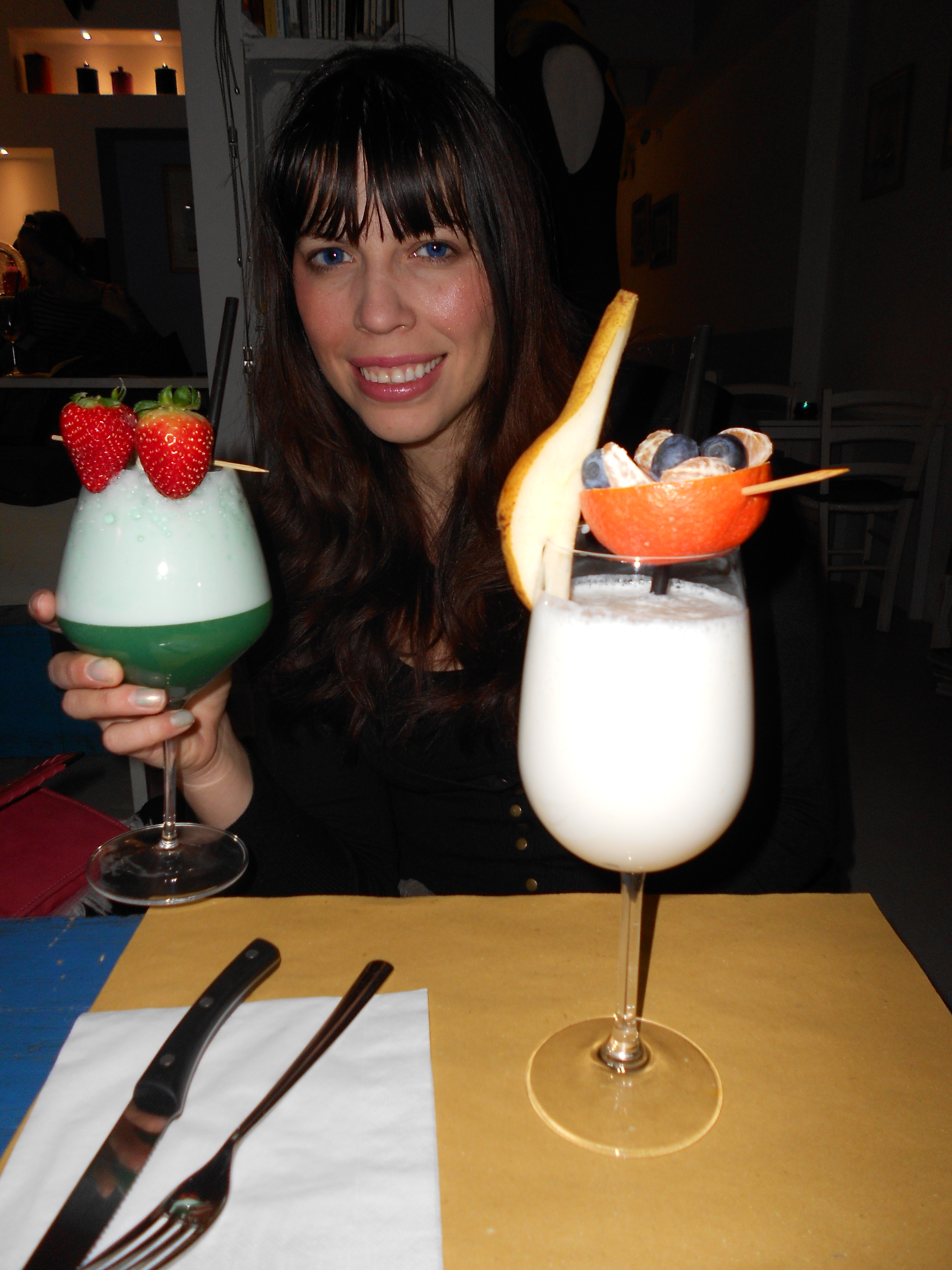 The best cocktails in Florence