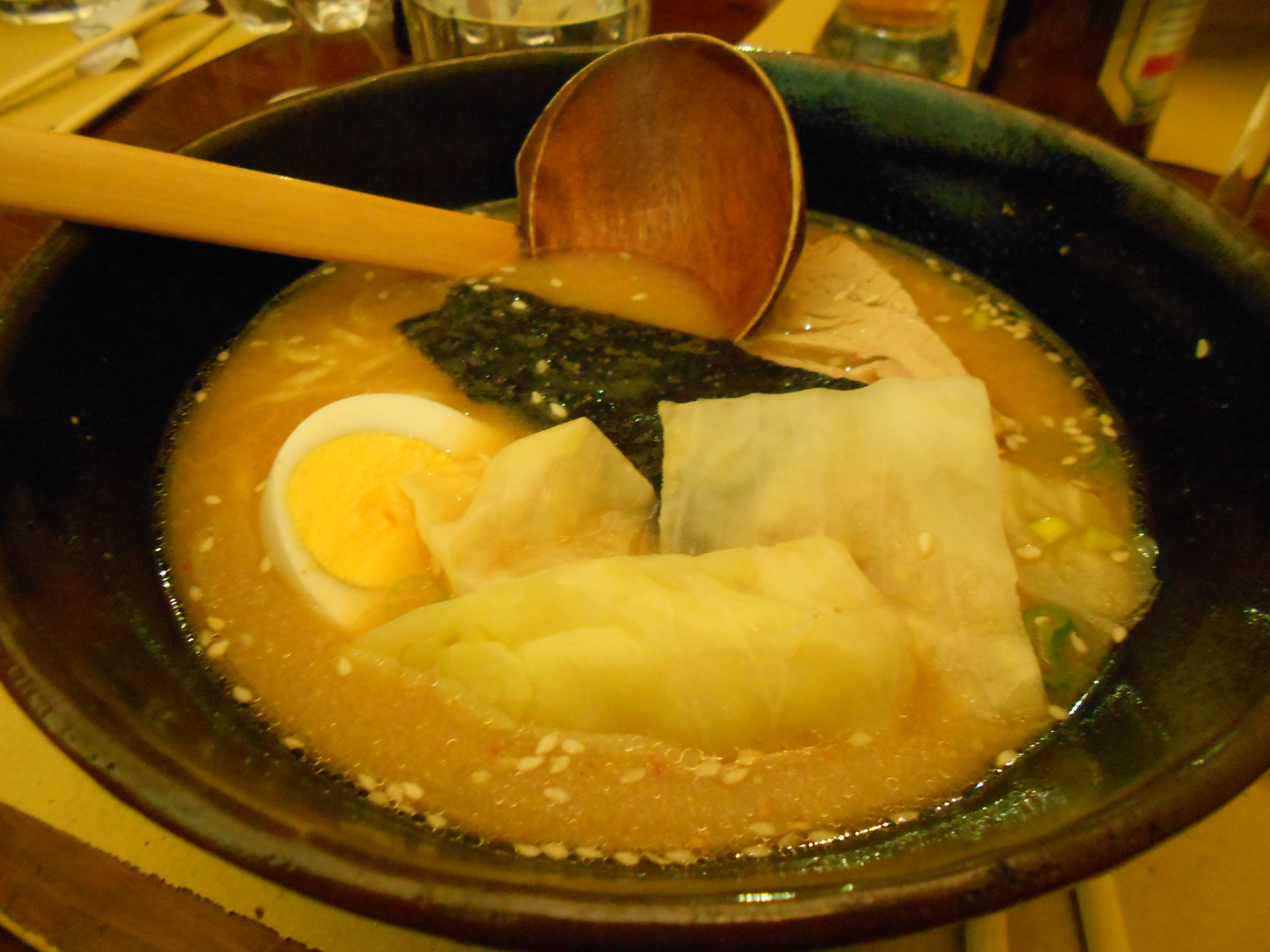The best tasting ramen in Florence, Italy