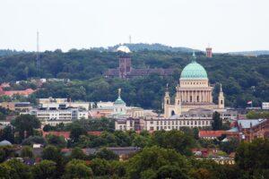 Views from Potsdam