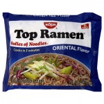 The American version of the famous ramen noodles