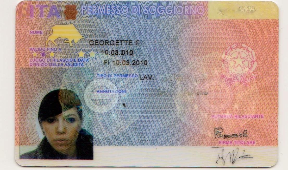 Permesso di Soggiorno in Italy, my experience - Girl in Florence
