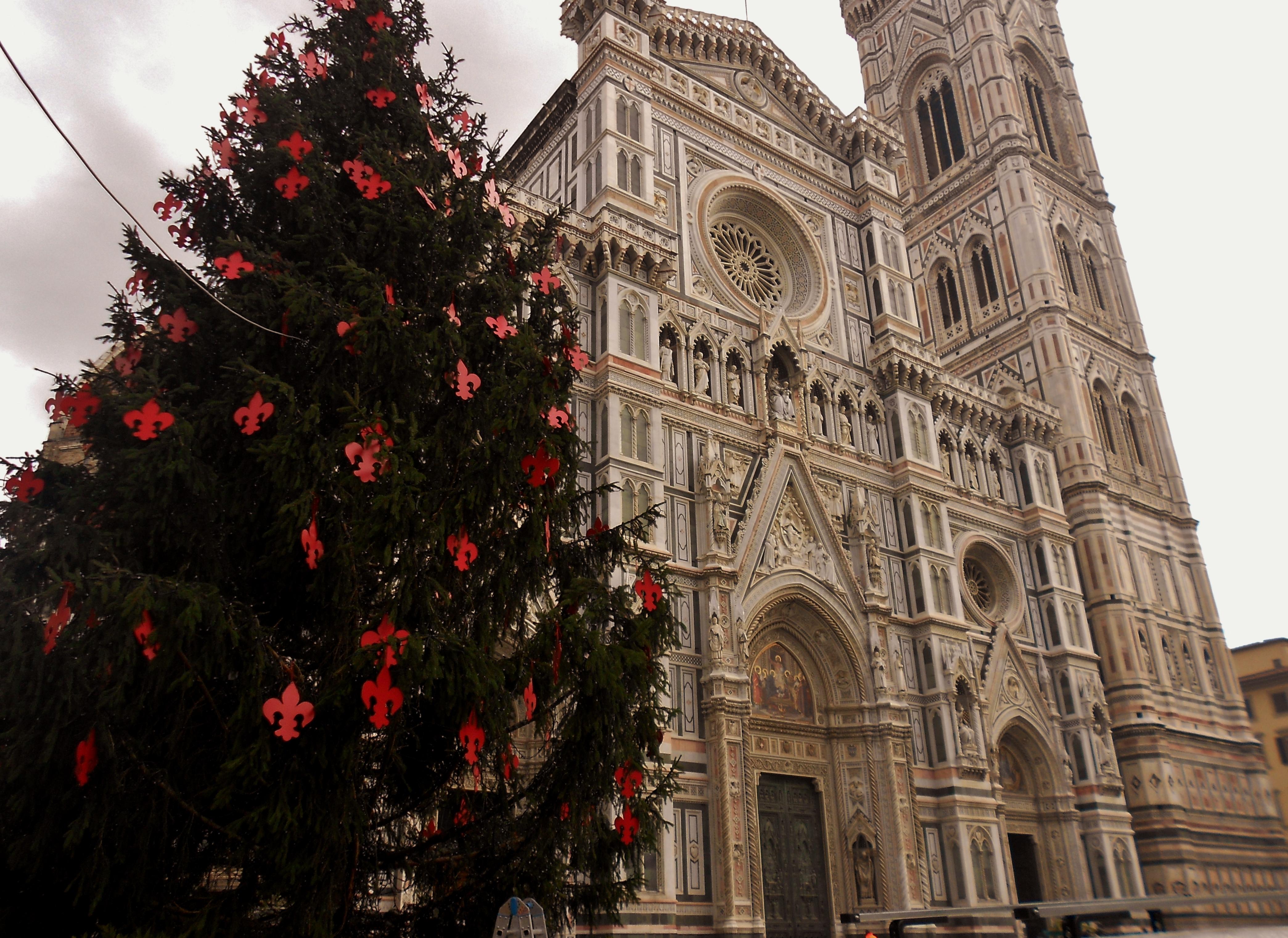 florence duomo christmas