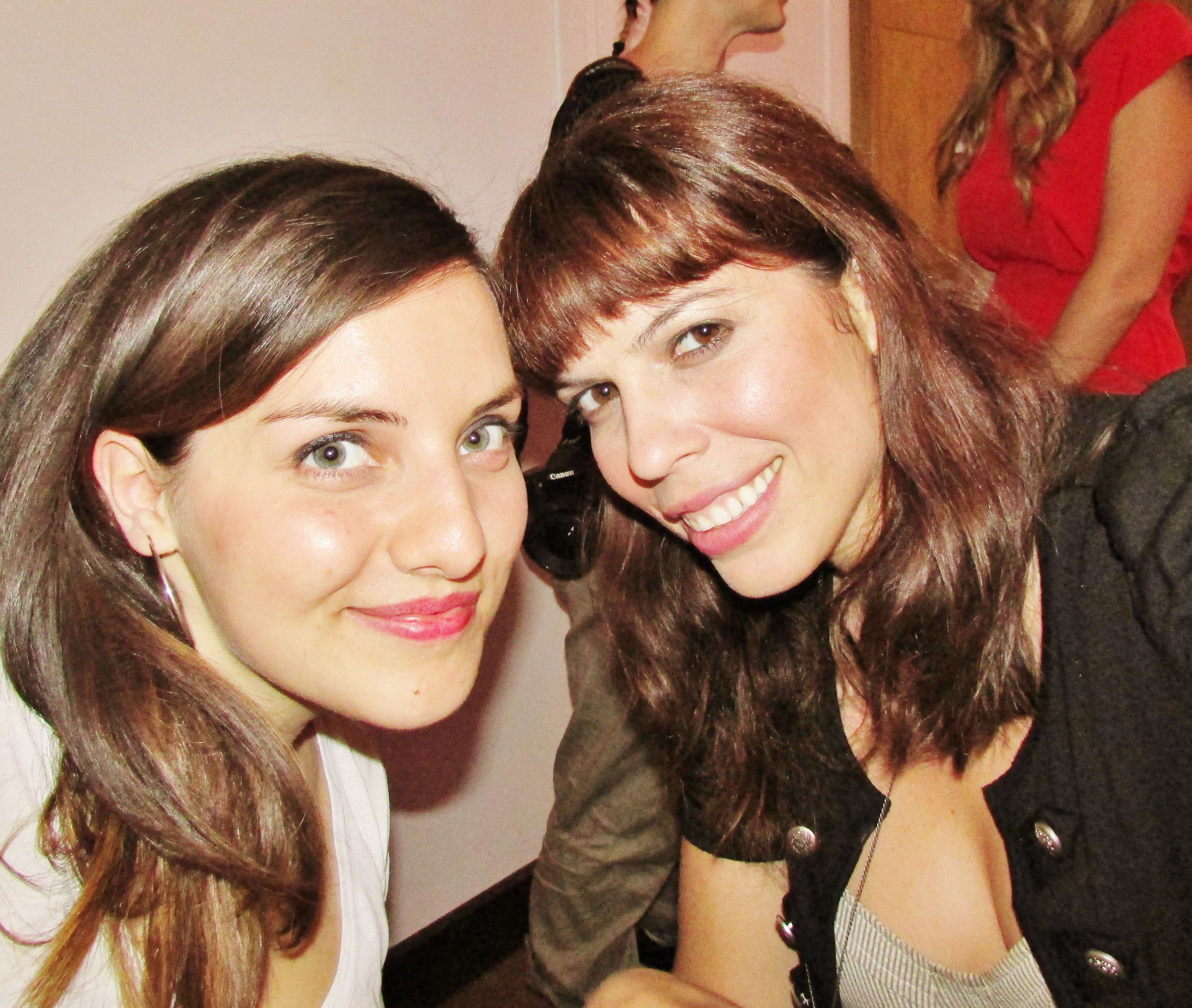 Elide - fellow yelper and moi!