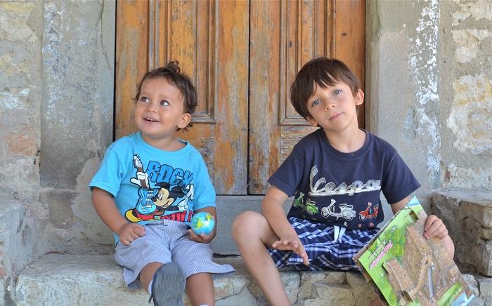 Lorenzo and Bruno