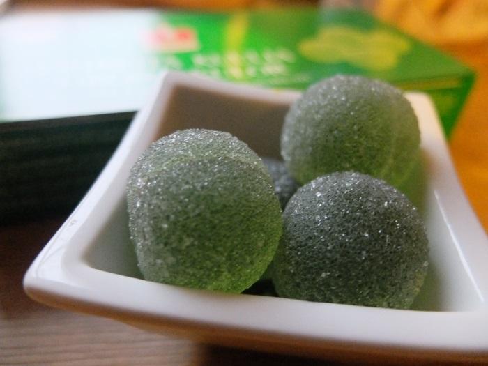 Fazer's Green Jellies