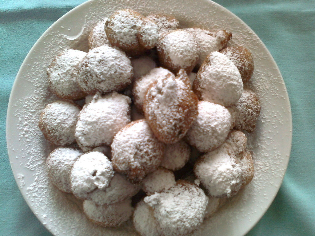 Fresh Frittelle, Photo: Wikimedia commons