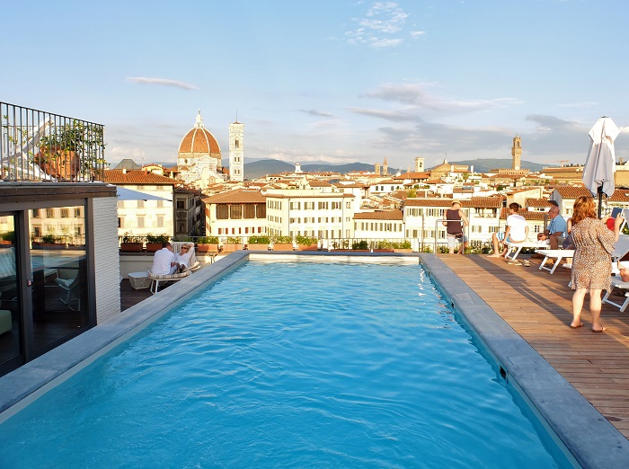 best terrace in florence