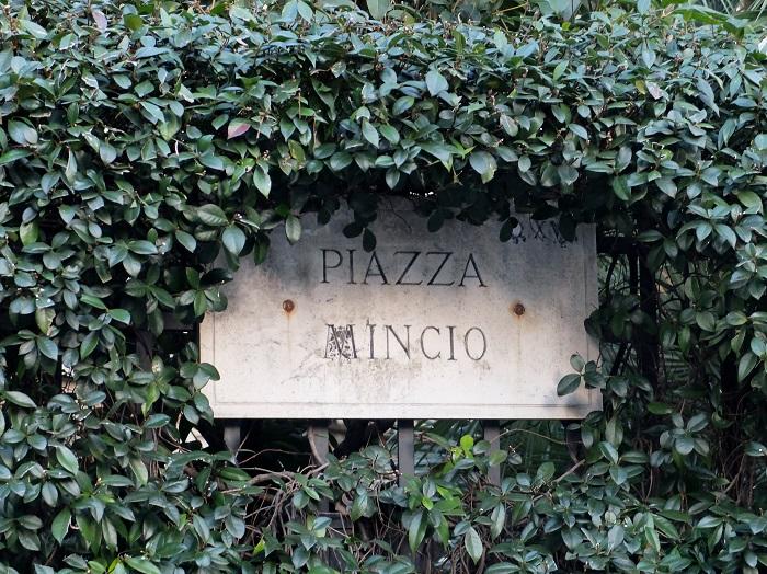 piazza mincio rome