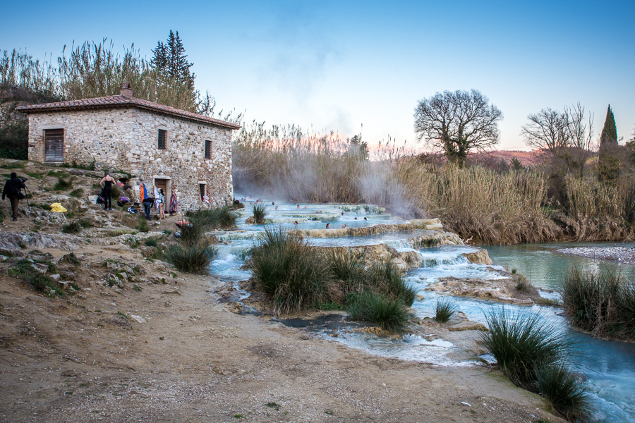 tuscany thermal springs