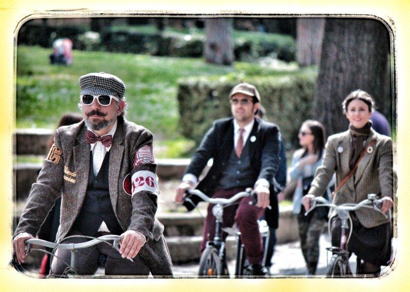 Photo by : Tweed Ride