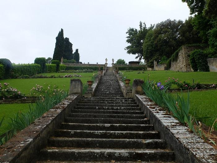 secret garden florence italy