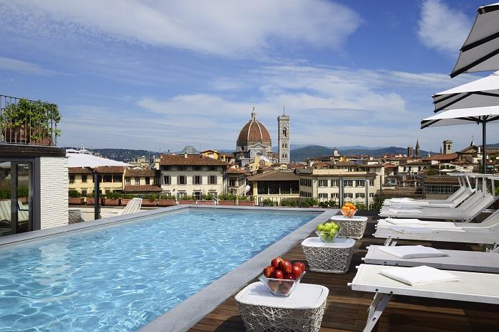 360 Rooftop View at Minerva. Ph. Grande Hotel Minerva