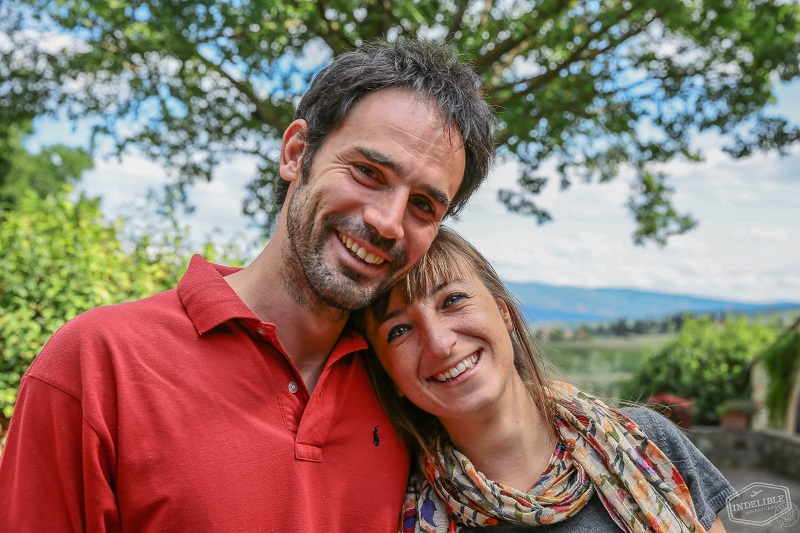 Arianna and Alessio - Photo Credit:  Terence of IndelibleAdventures