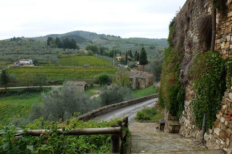 montefioralle-tuscany