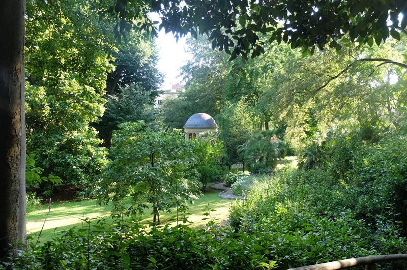 four seasons hotel florence garden