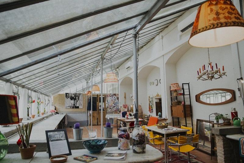 Margherita's Studio In Florence, Photo Credit: Nailya B