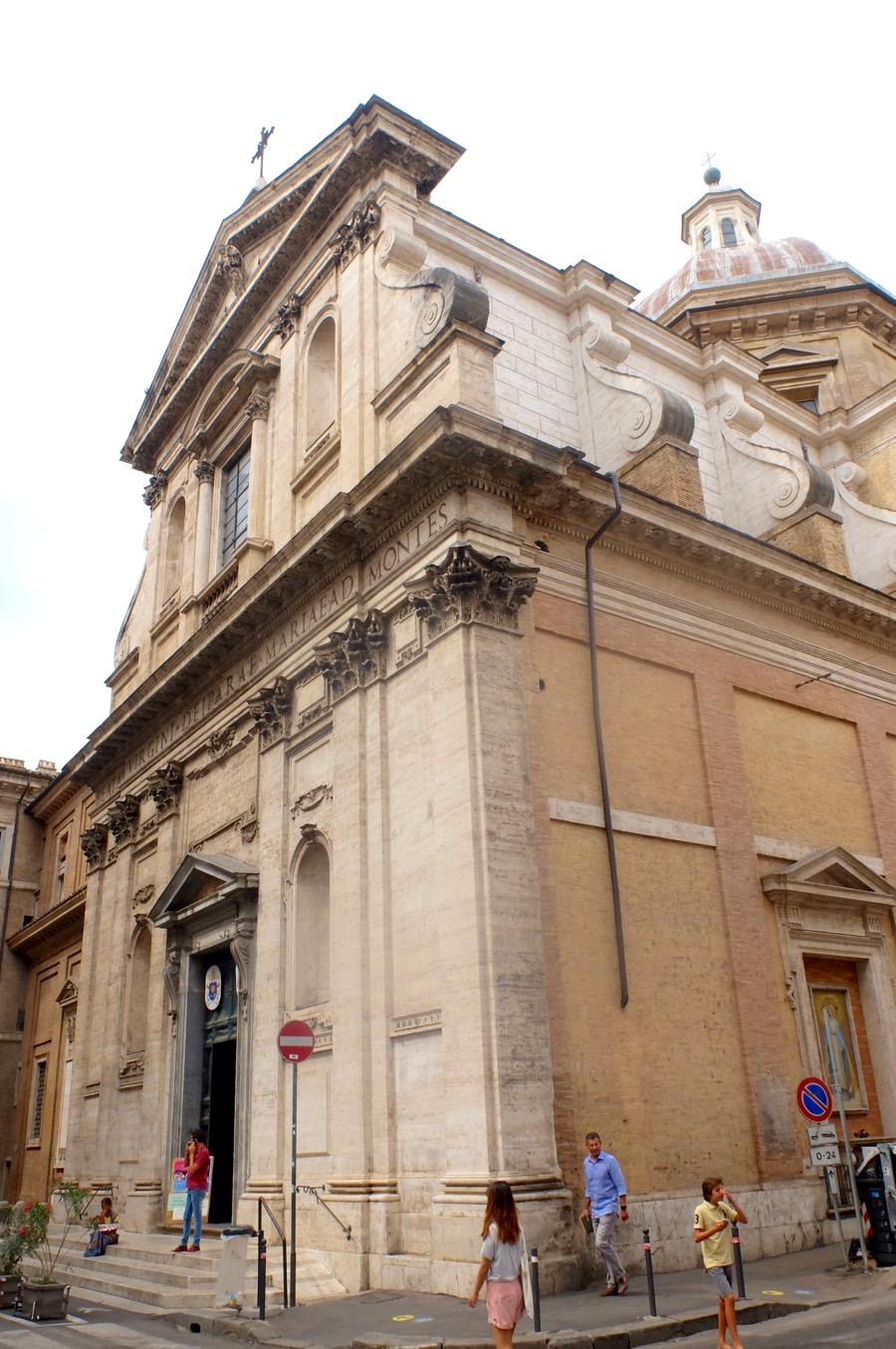 Church of Santa Maria ai Monti